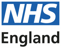 A logo for NHS England