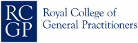 A logo for the Royal College of General Practitioners