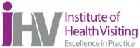 Logo for 'Institute of Health Visiting' organisation